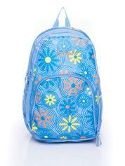 Plecak szkolny DISNEY z motywem kwiatowym
