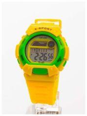 Sportowy zegarek wielofunkcyjny.Unisex. Wodoodporny.
