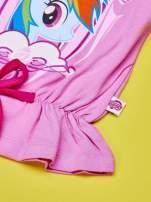 Różowy komplet do spania dla dziewczynki MY LITTLE PONY