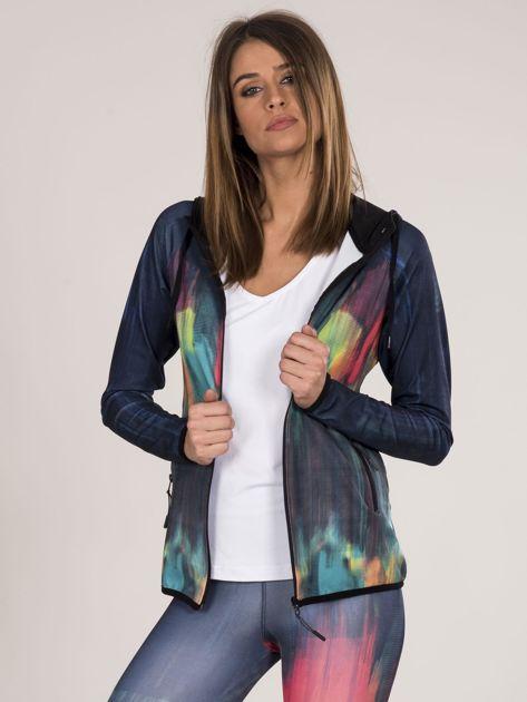 Damski 2-częściowy komplet sportowy bluza i legginsy                              zdj.                              6