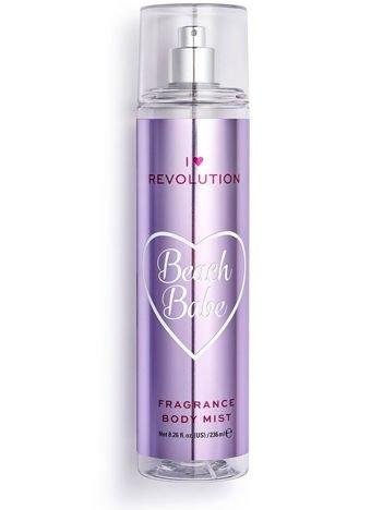 I ♥ Revolution Beach Babe Body Mist Perfumowana mgiełka do ciała kokosowa 236 ml