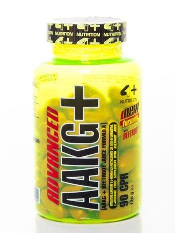 4+ - AAKG+ - 90 tabletek