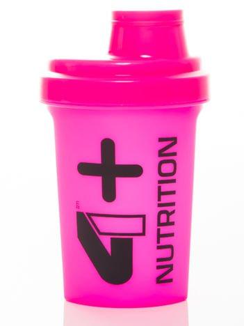 4+ Nutrition - Shaker 0,3l różowy