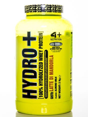 4+ - Odżywka białkowa Hydro+ - 2000g Vanilla