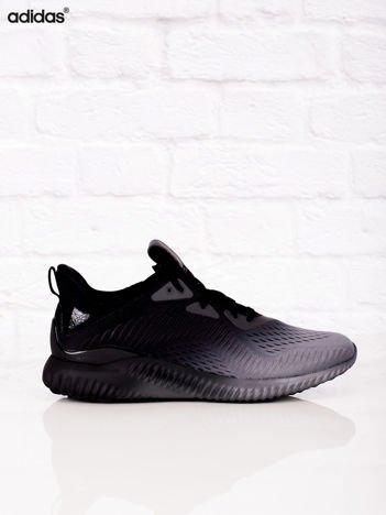 ADIDAS Czarne buty sportowe męskie alphabounce EM