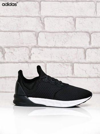 ADIDAS czarne buty damskie sportowe do biegania