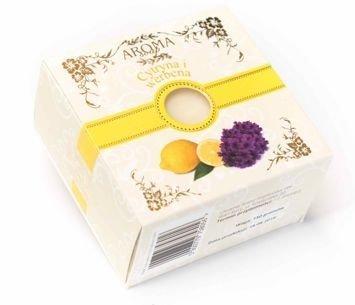 AROMA Soap Naturalne mydło CYTRYNA I WERBENA 150 g