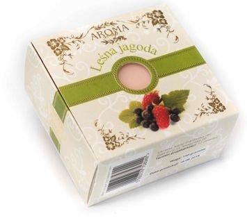 AROMA Soap Naturalne mydło LEŚNA JAGODA 150 g