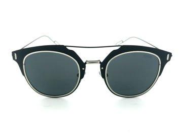 640265b1b0d9 ASPEZO Okulary przeciwsłoneczne damskie POLARYZACYJNE szaro-czarne VIENNA  Etui skórzane