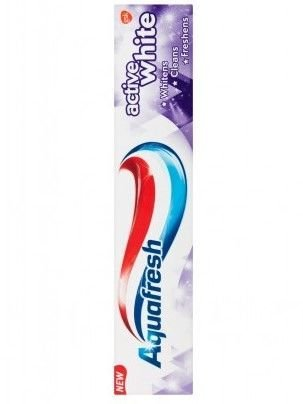 Aquafresh Pasta do zębów Active White 125 ml
