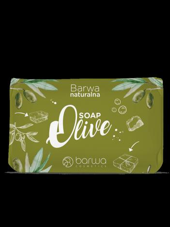 BARWA Naturalna Mydło w kostce Olive 100 g