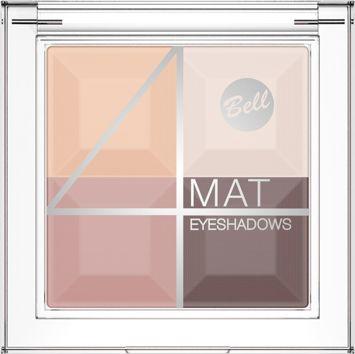 BELL 4 Mat Eyeshadows cień 01