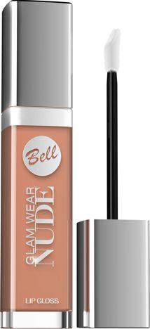 BELL Błyszczyk Glam Wear Nude 01 10 ml