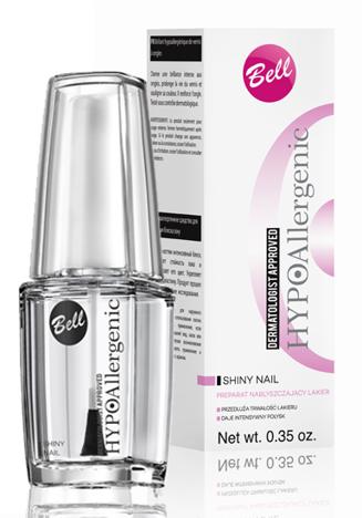 BELL HYPOAllergenic Nabłyszczacz Shiny Nail 10 g