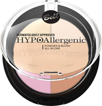 BELL HYPOAllergenic Powder & Blush 1