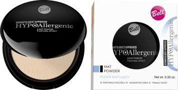 BELL HYPOAllergenic Puder Mat Powder 01
