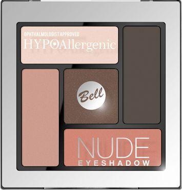 BELL HYPOallergenic Cienie Nude Eyeshadow 03