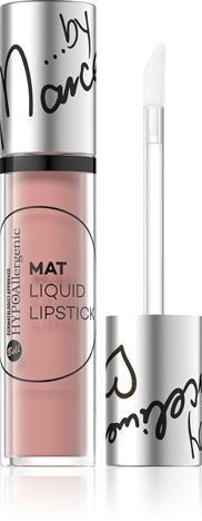 BELL HYPOallergenic Pomadka Matowa w płynie Mat Lip Liquid by Marcelina 02