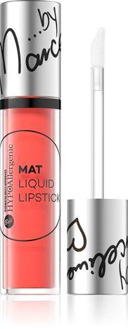 BELL HYPOallergenic Pomadka Matowa w płynie Mat Lip Liquid by Marcelina 104
