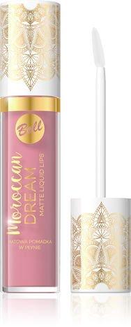 BELL Pomadka matowa w płynie Moroccan Dream Matte Liquid Lips 12 ml 02