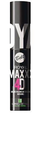 BELL Royal Maxx mascara 9 ml