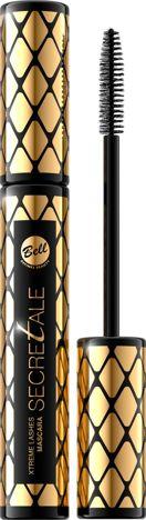 BELL Secretale Xtreme Lashes Mascara czarna 9 g