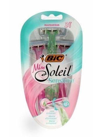 BIC Maszynka do golenia Miss Soleil 3 Sensitive  1op.-3 szt.