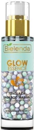 BIELENDA Glow Essence Tonująca baza pod makijaż 30 g