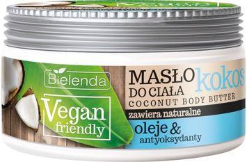 BIELENDA VEGAN FRIENDLY Masło do ciała kokosowe 250 ml