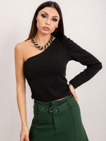 BSL Czarna bluzka damska