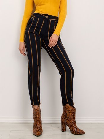 BSL Granatowe spodnie