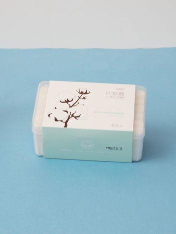 Bawełniane płatki kosmetyczne białe