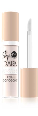 Bell Korektor rozświetlający pod oczy w płynie Stop Dark Circles nr 01 Soft Porcelain