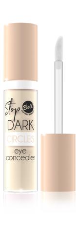 Bell Korektor rozświetlający pod oczy w płynie Stop Dark Circles nr 02 True Ivory