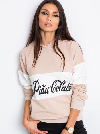 Beżowa bluza Pina