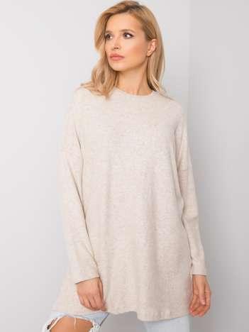 Beżowa bluzka Ayla