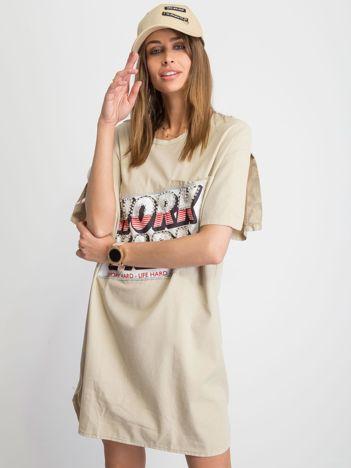 79dc3438ee Sukienki damskie sportowe i dresowe znajdziesz w sklepie eButik.pl