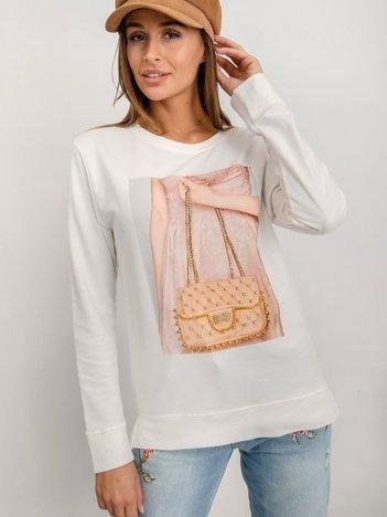 Biała bluza Adelaide