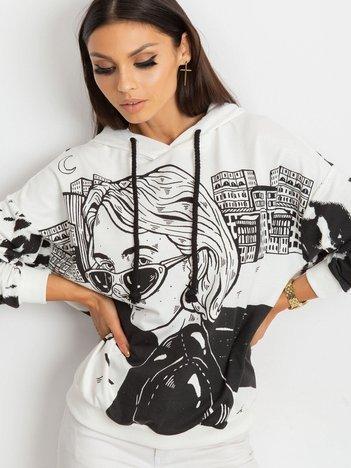 Biała bluza Naomi