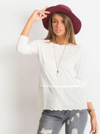 Biała bluzka Giorgia