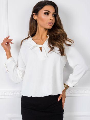 Biała bluzka Henrietta RUE PARIS