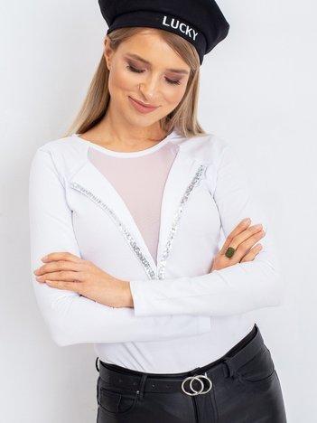 Biała bluzka Total