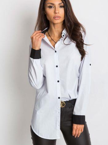 Biała koszula Measure