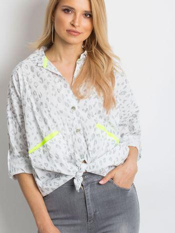 Biała koszula Stylish