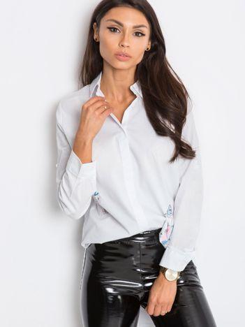 Biała koszula Trish