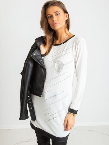 Biała sukienka Amour
