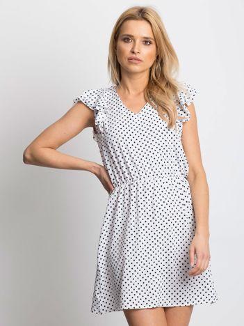 2919d29820 Biała sukienka Enthusiast
