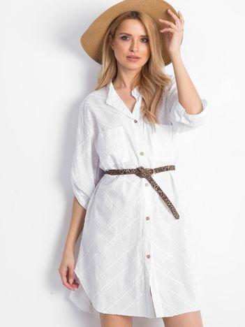 Biała sukienka Marrying