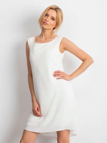 Biała sukienka Starlight