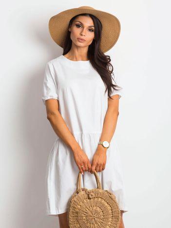Biała sukienka Style-conscious